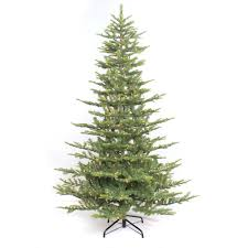 4 Ft Pre Lit Christmas Tree by 4 Ft Pre Lit Incandescent Aspen Green Fir Artificial Christmas