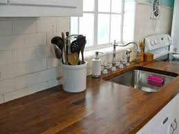 Wunderbar Butcher Block Kitchen Countertops Cost Counters Lowes