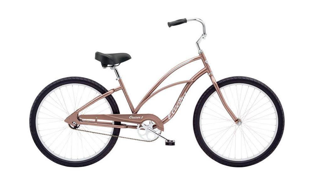 Electra Women's Cruiser 1 Beach Bronze / Step-Thru