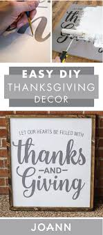 Theres Something About A Rustic Wood Frame And Charming Saying That Is Just So Wonderful For Fall Check Out This Easy DIY Thanksgiving Decor To Add