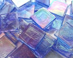 transparent tiles etsy