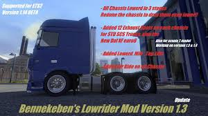 BENNEKEBEN'S LOWRIDER MOD V1.3 MOD -Euro Truck Simulator 2 Mods Lowrider Trucks Wallpapers Wallpaper Cave Beautiful You Want This Totally Insane Dancing Bedroom Rc Truck Thing 1952 Chevrolet Magazine Lowrider Auvinen Top Showtruck From North Europe Wwwtoprunch 2017 Chicago World Of Wheels Showcase Hot Rod Network Nekebens Lowrider Mod V13 Euro Simulator 2 Mods Lowriders Comeback Cruising Android Apps On Google Play 1951 3100 Purpose Built The Players Datsun Jamies Laid Low 66 520 Slamd Mag Amazoncom Lego Batman Movie Bane Toxic Attack 70914