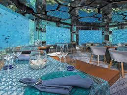 11 Coolest Underwater Hotels In The World