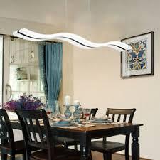 details zu 36w led acryl kronleuchter lüster pendelle wellig hängele weiß beleuchtung