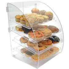 Euro Curved Front Bakery Case