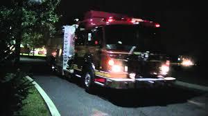 100 Running Lights For Trucks Fire Sirens At Night YouTube