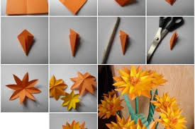 Easy Tissue Paper Flowers Craft By Photo GORGEOUS WAYS TO MAKE PAPER FLOWERS As The Title Suggests This Is Indeed Cutest