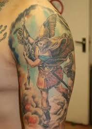 Catholic Angel Tattoos TattoosRoman