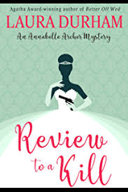 Review To A Kill Annabelle Archer Wedding Planner Mystery Book 4