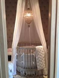 Bedroom Charming Baby Cache Cribs With Curtain Panels And by Round Crib From Baby U0026 Child Restoration Hardware If Only