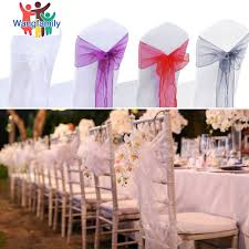 Cheapest Price WF 10PCS Organza Sashes Chair Cover Bow Sash WIDER ... Lyrca Spandex Chair Covers In White Ivory Black 18 Colours Banquet Party Chair Cover Wedding Restaurant Ding Spandex Seat Slipcover Lanns Linens 100 Elegant Weddingparty Folding Covers Polyester Cloth Multiple Colors Us 1590 Pcs White Universal Stretch For Weddings Lycra China Kitchen Coverin For Parties Balsacircle Premium Curly Chiffon Cap With Sashes Ceremony Reception Decorations Cheap Supplies 2199 49 Offaliexpresscom Buy 2018 Hot Selling 50 Pieces New Red 7x108 Organza Cover Free Shipping Purple Europe Lace Floral Home Tablecloth Home Depot Bbq 3 Reviews Wireless Security 6pcs Santa Claus Hat Christmas Decoration Holiday Unique Neons Tesevent Setups Chair Covers Banquet In 2019 Red Find Deals On Line At Alibacom