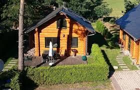 ferienhaus haus drossel urgemütliches blockbohlenhaus 3 schlafzimmer 2 bäder kaminofen mitten in der natu in bodstedt saaler bodden für 7