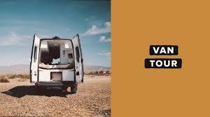 Sprinter Van Conversion Tour