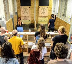 Competitive Axe-throwing Is An Actual Thing … And Apparently It's ... Bad Axe Throwing Where Lives Youtube Think Darts Are Girly Try Axe Throwing Toronto Star Outdoor Batl At In Youre A Add To Your Next Trip Indy Backyard League Home Design Ideas The Join The Moving Into Shopping Mall Yorkdale Latest News National Federation Menu