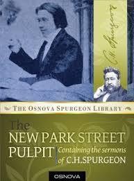 Spurgeon New Park Street Pulpit By Charles