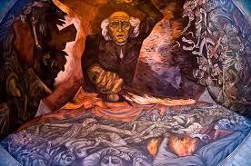 Jose Clemente Orozco Murales Con Significado by El Gran Muralista José Clemente Orozco Muere El 7 De Septiembre
