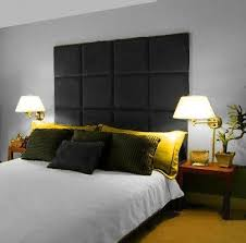 Velvet Headboard King Size by Best 25 Tall Headboard Ideas On Pinterest Quilted Headboard