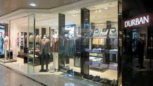 DURBAN Menswear Shop Times Square Hong Kong