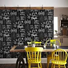 tapisserie pour cuisine papier peint tendance 50 idées pour une maison moderne
