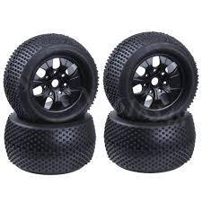 100 Truck Tired 4pcs 140mm 28 Inch RC Wheel 18 Monster Tires 17mm Hex Hub