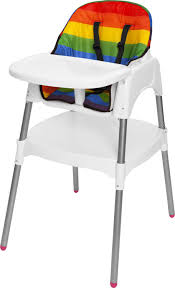 Dino High Chair - Four In One High Chair By InfaSecure