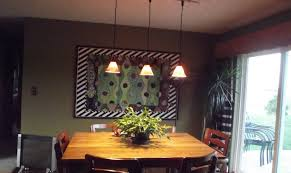 lighting ideal hanging lights dining room table