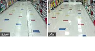 bamaclean commercial floor waxing facilities service