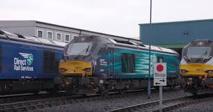 Welcome To Direct Rail Services (DRS) - Direct Rail Services