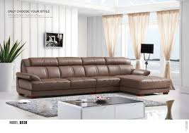 Modular Couch Leather Office Sofa