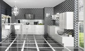 cuisine blanche et carrelage credence cuisine design 10 cuisine blanche pourquoi la