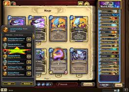s19 top 1 eu weird mage control hearthstone decks