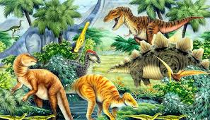 Dinosaur Valley Wall Mural Painting Ideas Pinterest Paintings