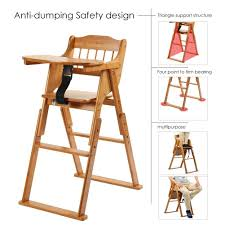10 Best Wooden High Chairs For Baby, Infants Or Toddlers