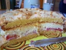 38 baiser torte mit erdbeeren und stachelbeeren rezepte