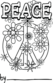 Free Coloring Pages To Print For Adults Printable Disney Christmas Kindergarten Peace Crafts