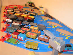 Thomas And Friends Tidmouth Sheds Wooden Railway by Thomas The Tank Engine Thomas Tomy Motorised Toys Scratchpad