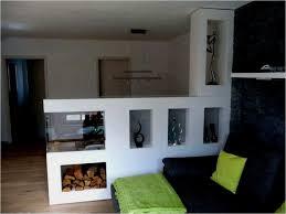 trennwand wohnzimmer bauen caseconrad