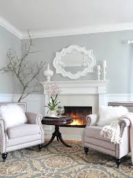 enjoyable light gray wall paint on the grey blue walls and