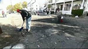 Pumpkin Festival Keene Nh 2014 by Students Help Clean Up After Riots At Keene Pumpkin Festival Necn
