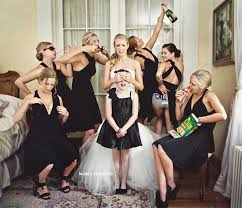 11 Bridal Parties That Totally Killed It