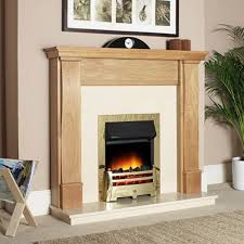 Wooden Suite Katell Cresswell Electric Fireplace Suite Cheapest