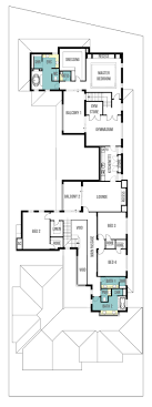 Two Storey Home Design