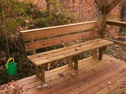 deck bench design plans benches u0026 picnic tables photo gallery