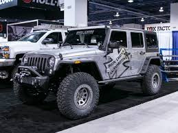 SEMA 2014: Strength And Sophistication From Iron Cross - Off Road Xtreme