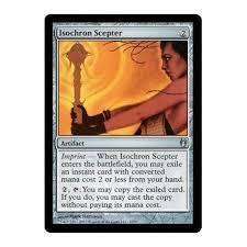amazon com isochron scepter magic the gathering mirrodin 188