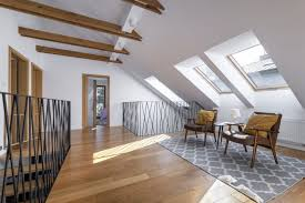 Attic Kitchen Ideas 15 Attic Rooms Cleverly Use Of All Available Space