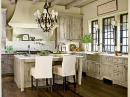 Rustic Blue Kitchen Cabinets Quicua
