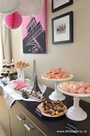 Kitchen Tea Themes Ideas by Best 25 French Themed Parties Ideas On Pinterest French