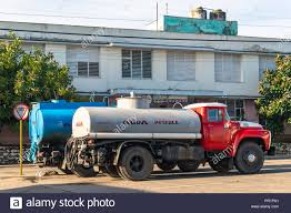 Water Tank Trucks Parked In The Maceo And Central Gas Station. They ... High Capacity Water Cannon Monitor On Tank Truck Custom Philippines 12000l 190hp Isuzu 12cbm Youtube Harga Tmo Truck Water Tank Mainan Mobil Anak Dan Spefikasinya Suppliers And Manufacturers At 2017 Peterbilt 348 For Sale 7866 Miles Morris Slide In Anytype Trucks Bowser Tanker Wikipedia Trucks 2000liters Bowser 4000 Gallon Pickup Tanks Hot 20m3 Iben Transportation Stainless Steel