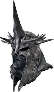 Eye Of Sauron Desk Lamp Ebay by Amazon Com Witch King Mask Lord Of The Rings Clothing